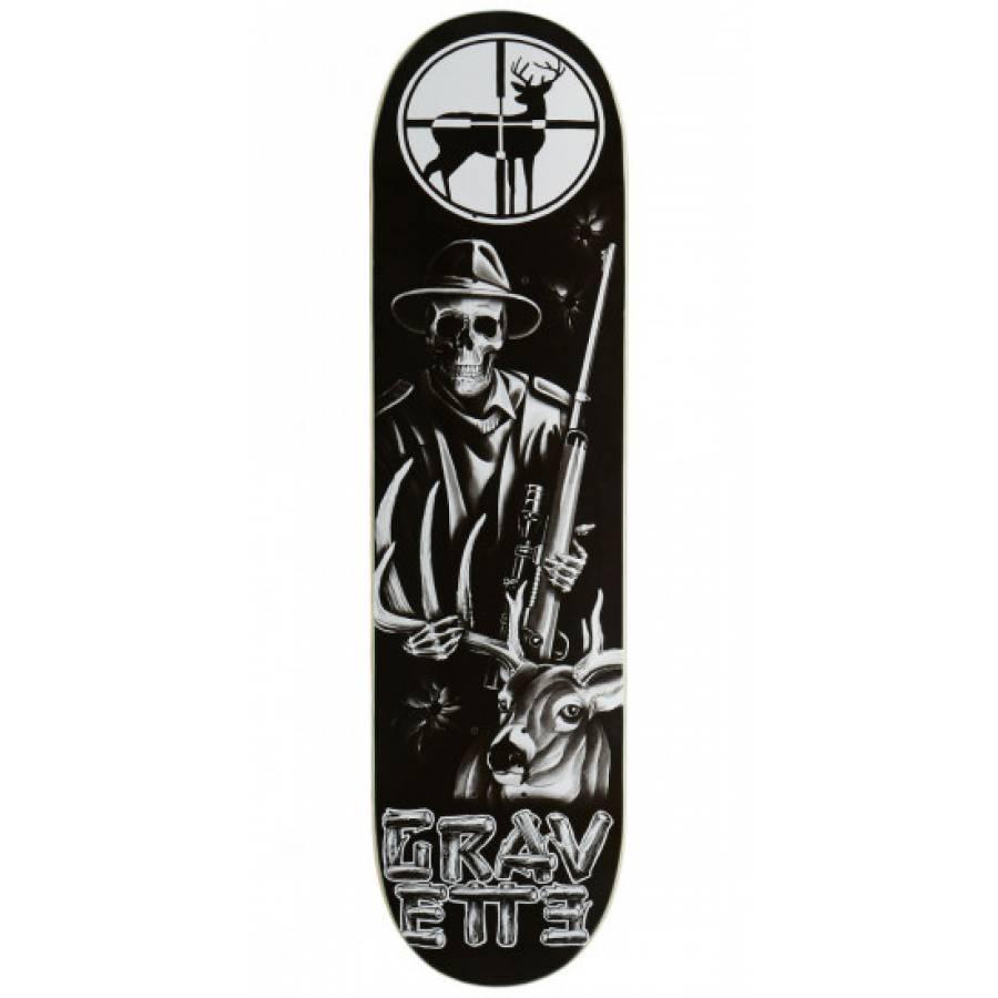 Creature Gravette Tales Of Skateboard Deck - 8.30