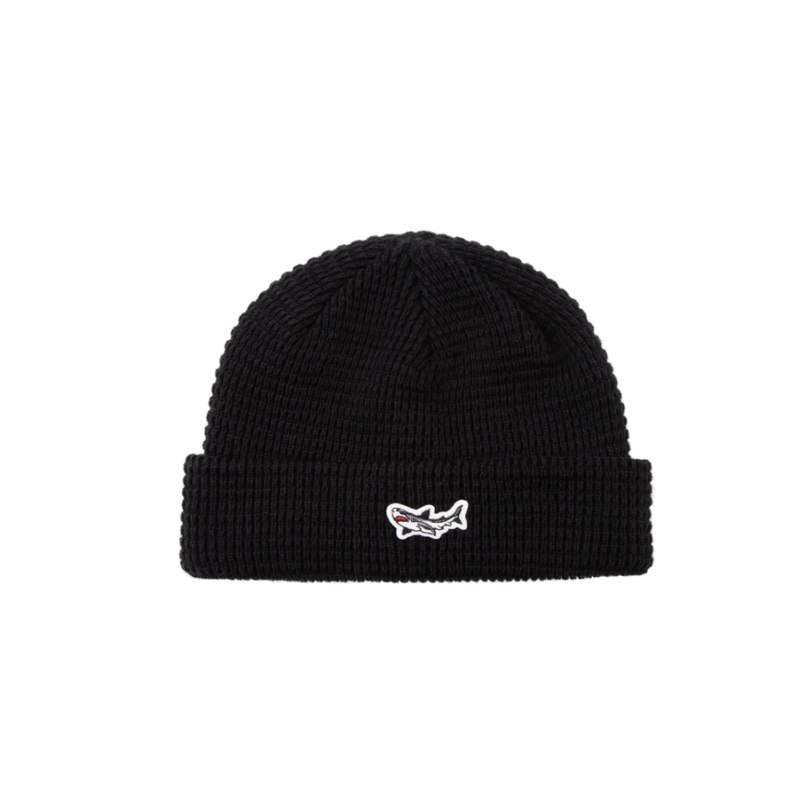 Dark Seas Scheider Beanie  - Black