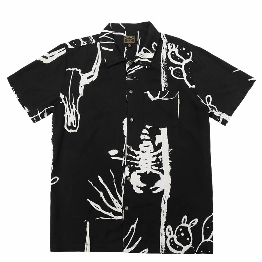 Dark Seas Gonzo Shirt - Dark