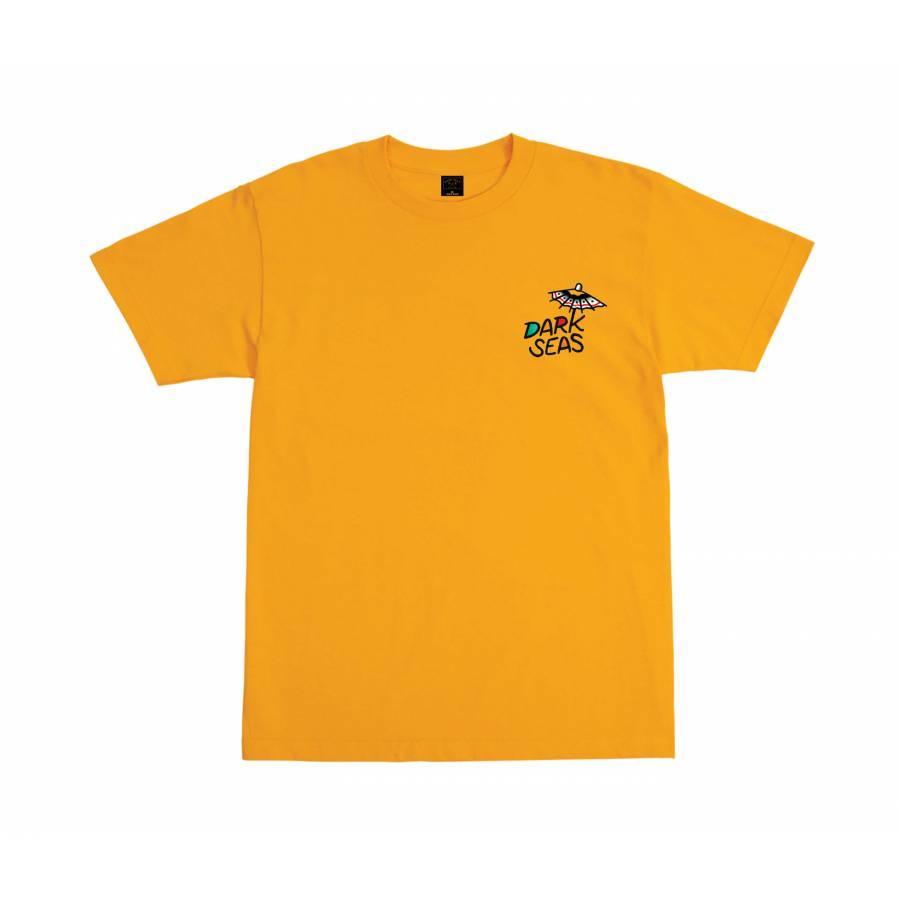 Dark Seas Para Dice Premium T-shirt - Gold