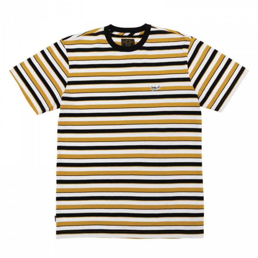 Dark Seas Slick Knit T-shirt - Black