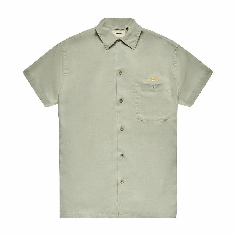 Deus Ex Machina Manila Shirt - Tea