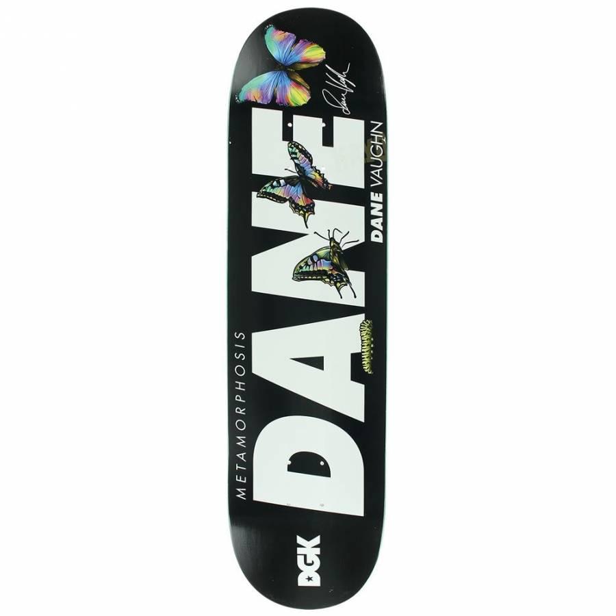 DGK Metamorphosis Dane Vaughn 8.06 Pro Skateboard ...