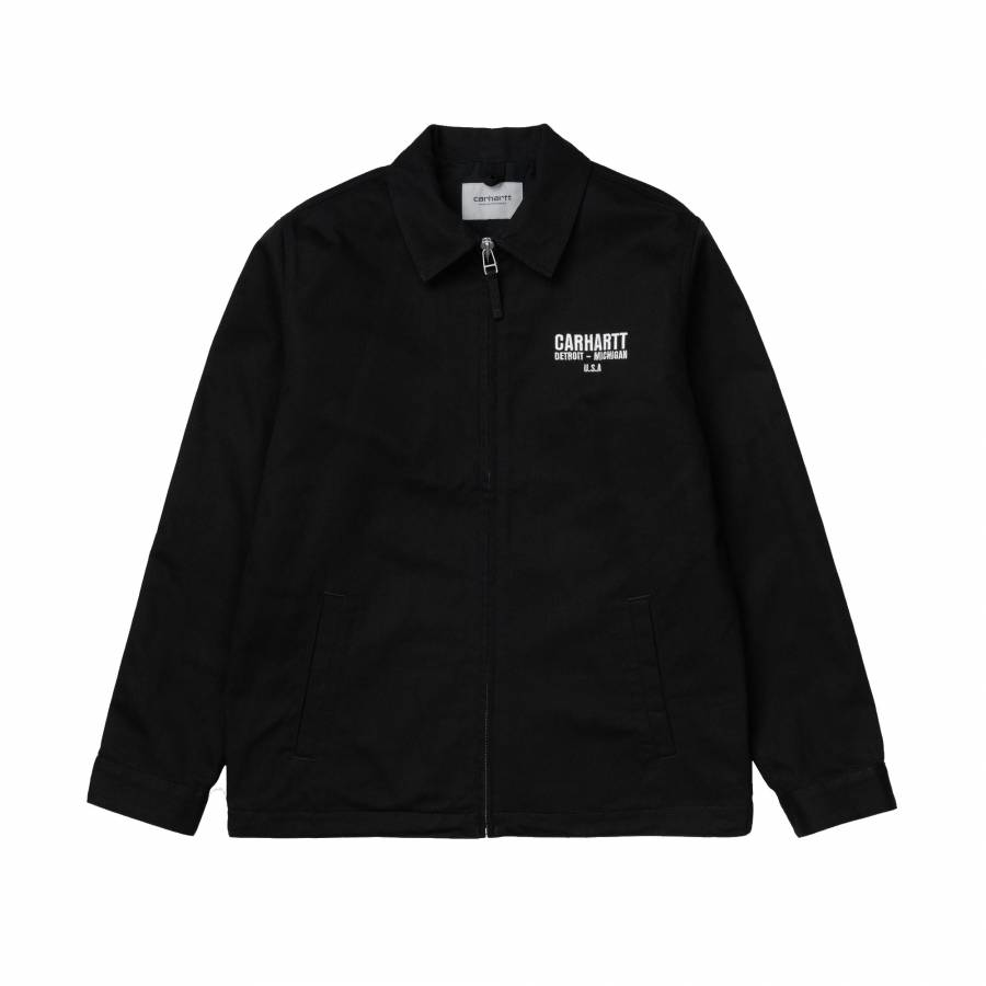 Carhartt Freeway Jacket - Black