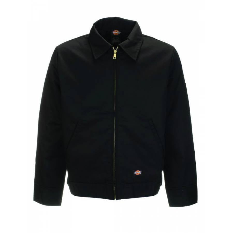 Dickies Unlined Eisenhower Jacket - Black