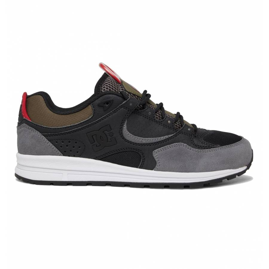 Dc Shoes Kalis Lite Shoes -  Army / Olive
