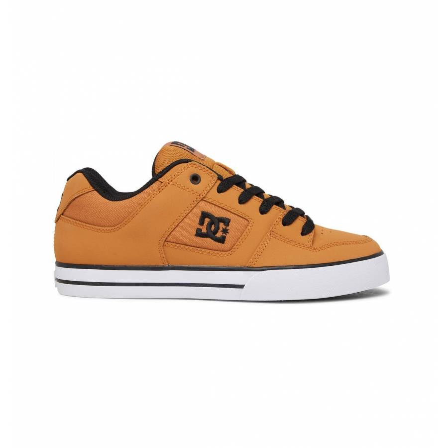 DC Pure Shoes - Wheat / Black