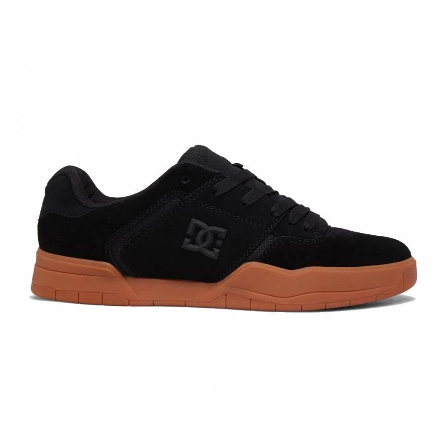 Dc Shoes Central Shoes - Black / Gum