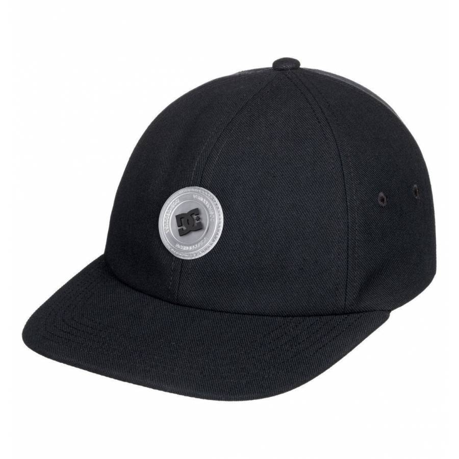 Dc Shoes Shrouder Cap - Black