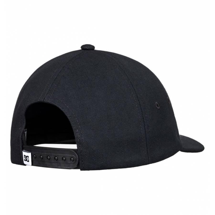 Dc Shoes Shrouder Cap - Black
