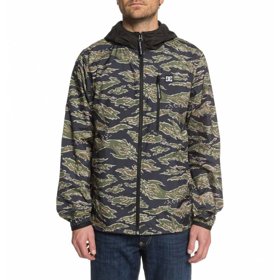 DC Shoes Dagup Windbreaker - Camo