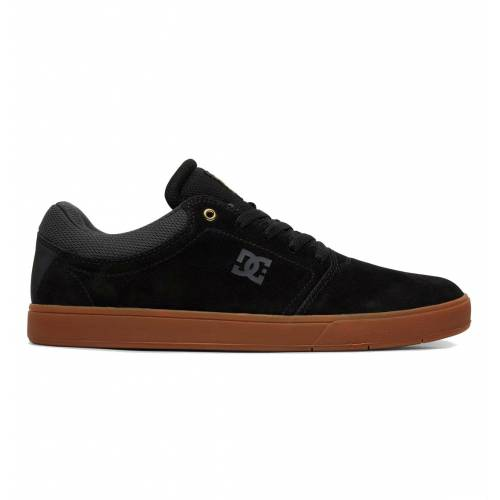 DC Shoes Crisis - Black / Grey / Black