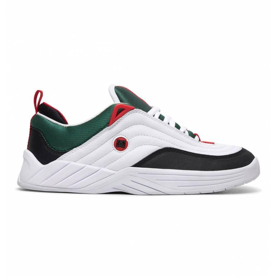 DC Shoes Williams Slim - White / Black / Athletic ...