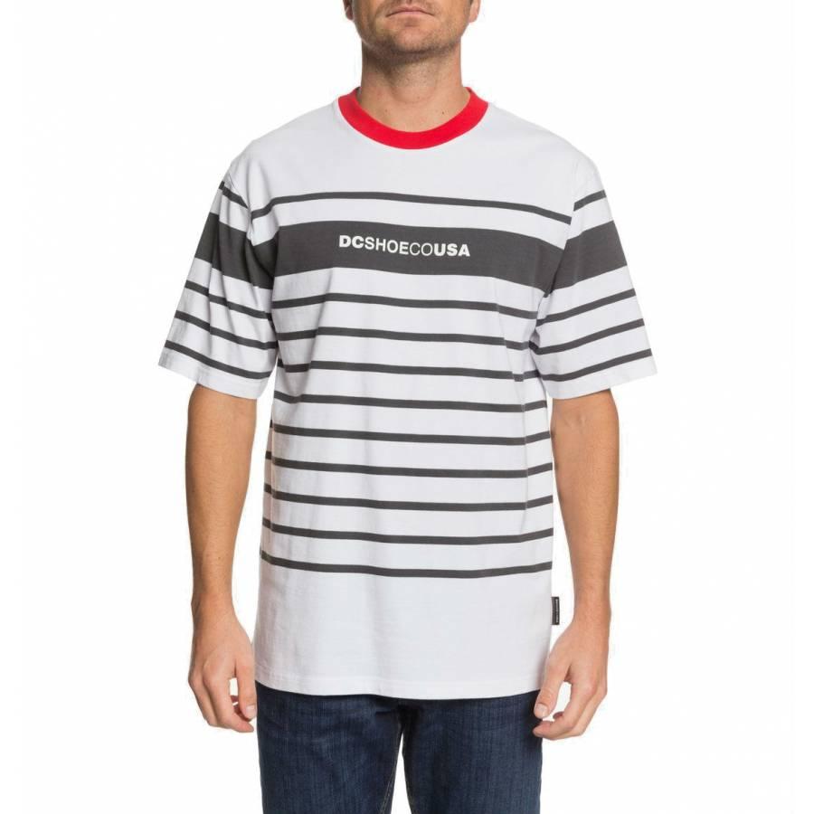 DC Shoes Laytonville T-shirt - White