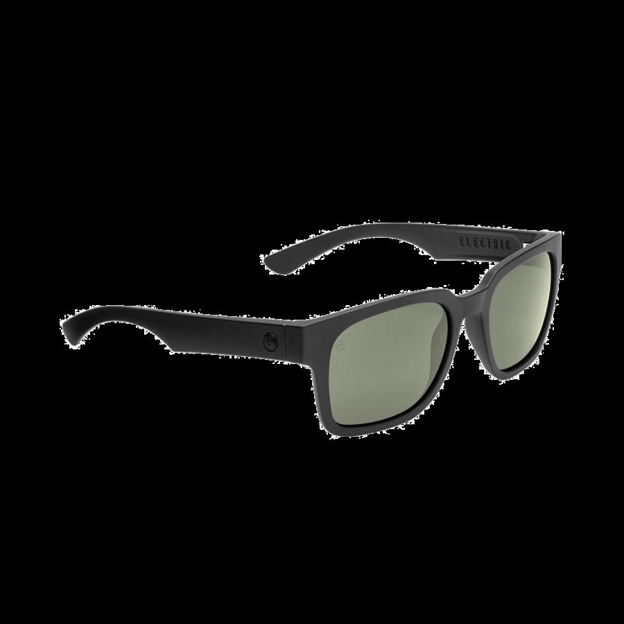 Electric Zombie Sunglasses - Matte Black