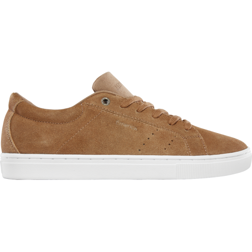Emerica Americana Shoes - Tan / White