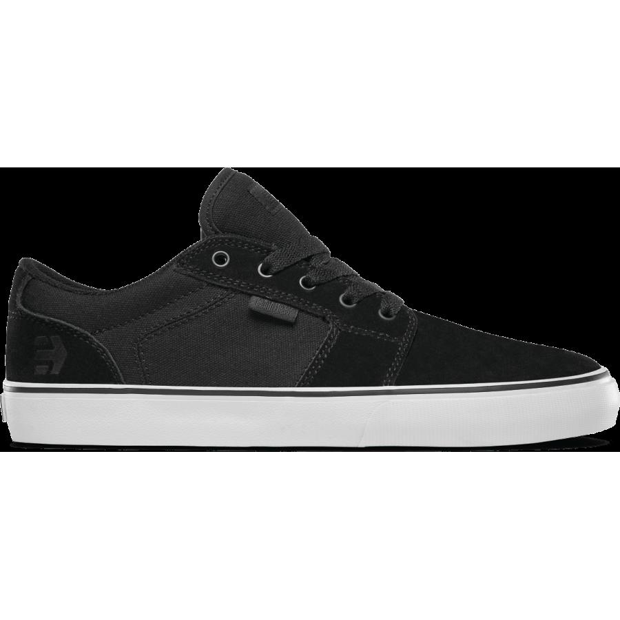 Etnies Barge LS Shoes - Black / White