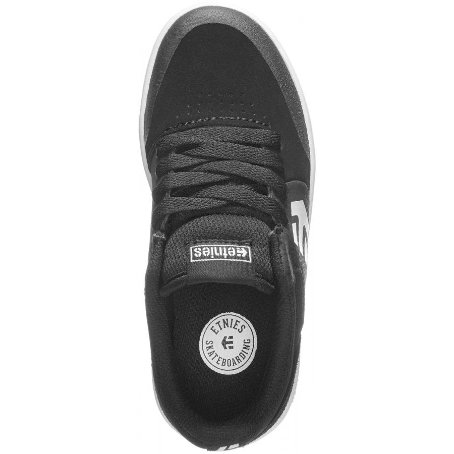 Etnies Marana Kids Shoes - Black / White