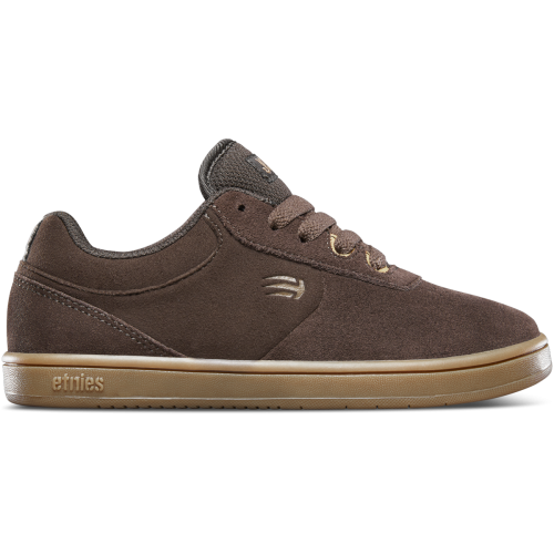 Etnies Joslin Kids Shoes - Brown / Gum
