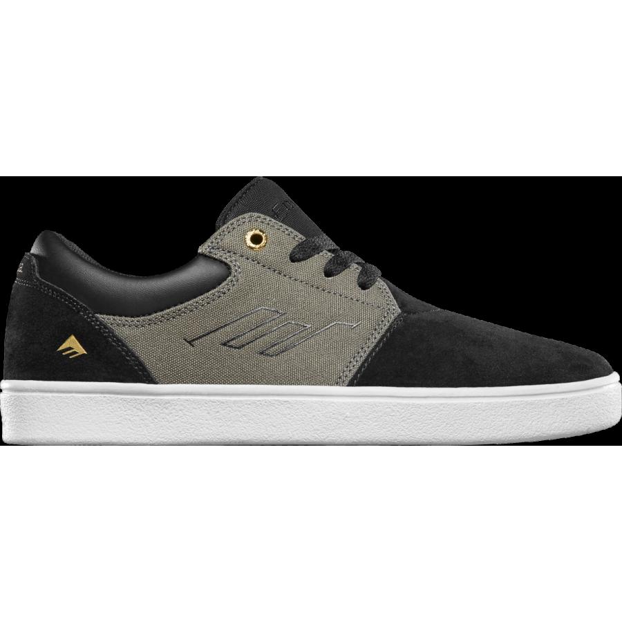 Emerica Alcove CC Kevin Baekkel Shoes - Black / Ol...