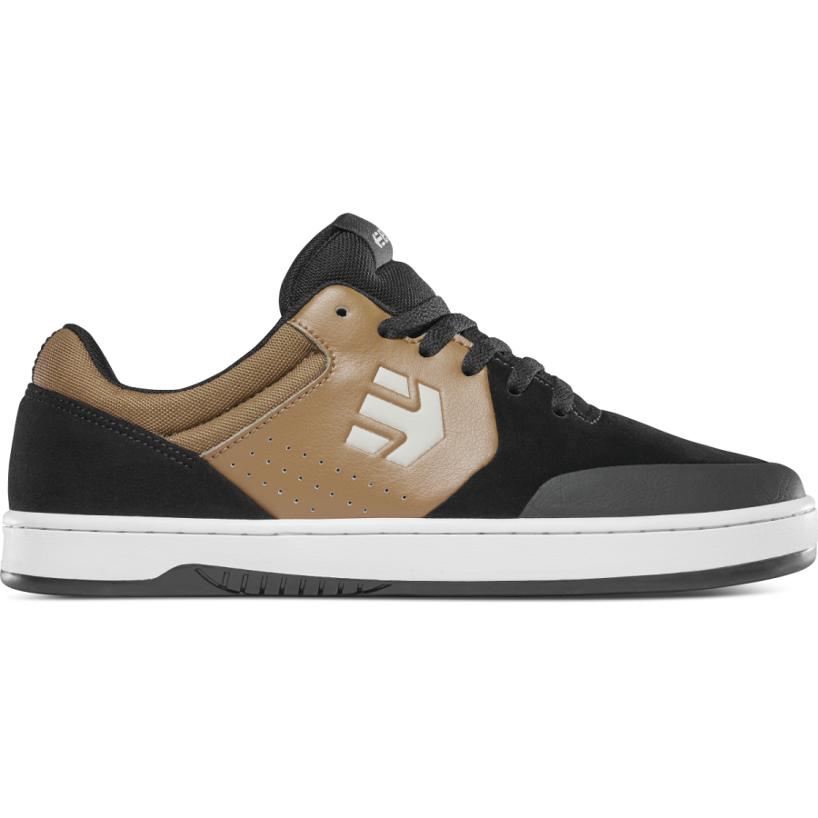 Etnies Marana Shoes - Black / Brown