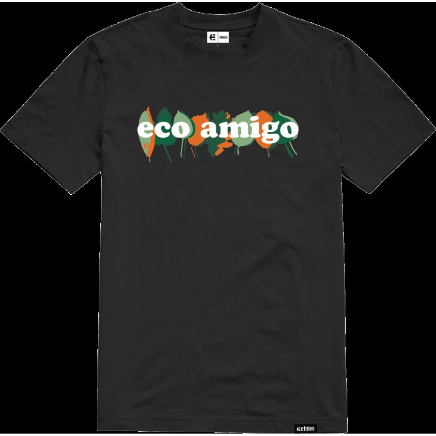 Etnies Amigo T-Shirt - Black