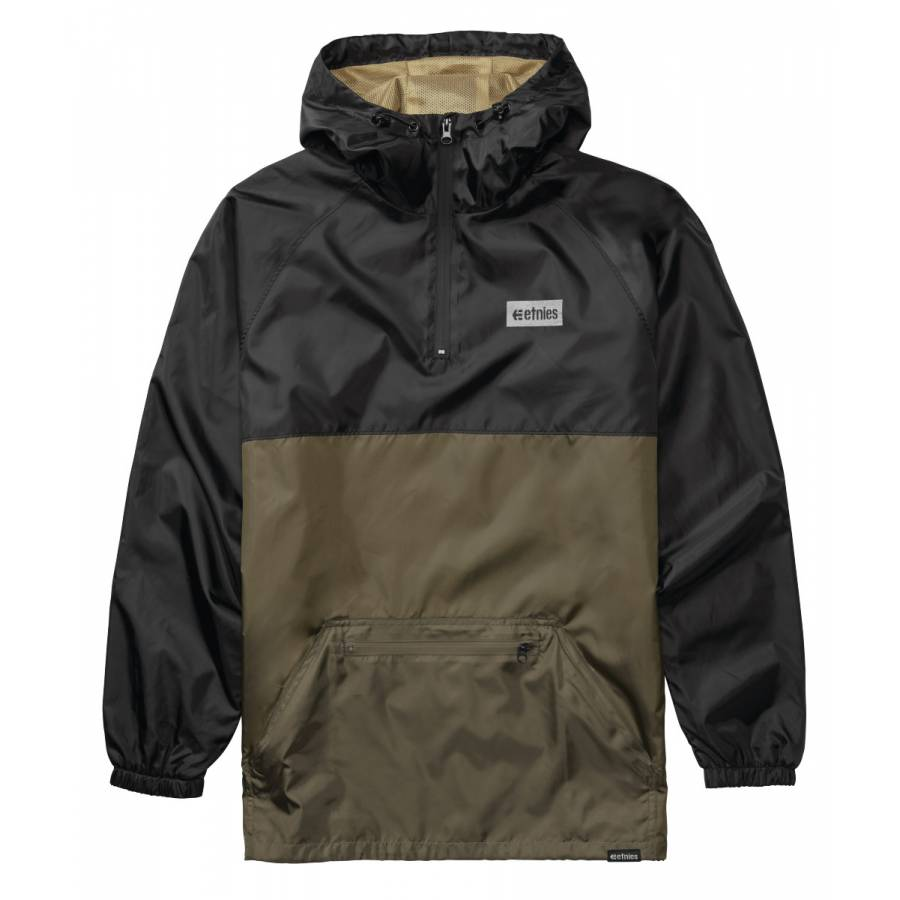 Etnies Packed Anorak - Black