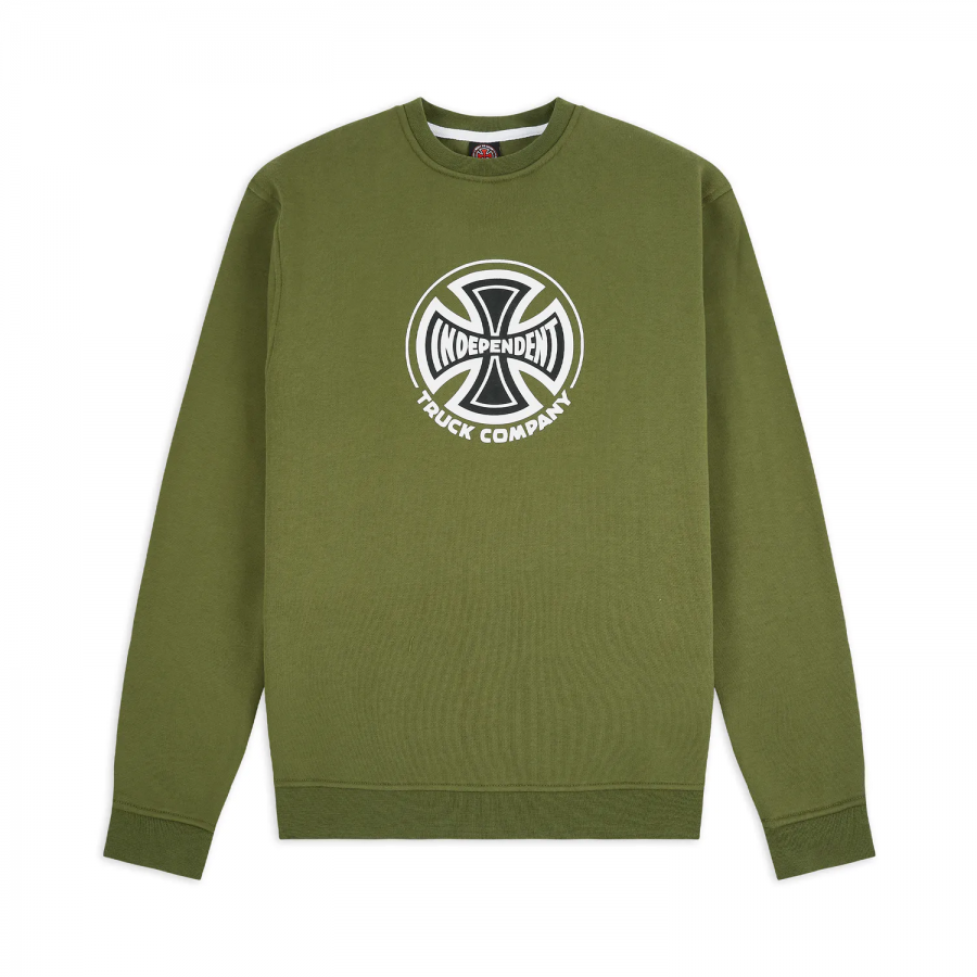 Independent Truck Co Crewneck - Army Green