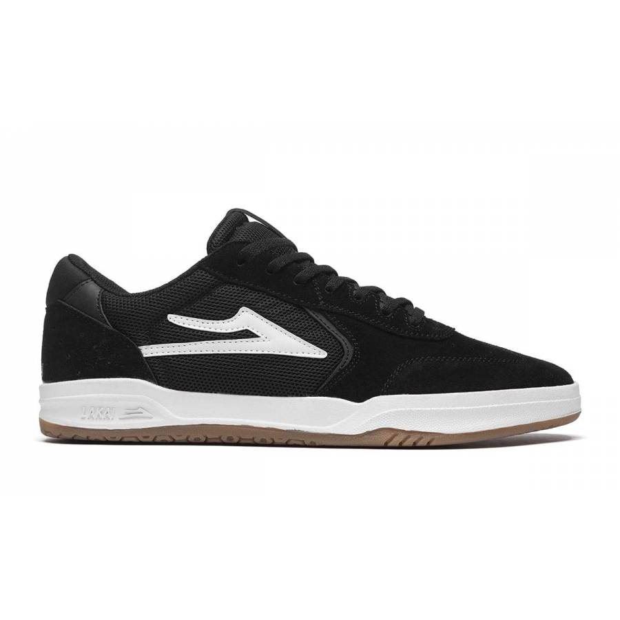 Lakai Atlantic Shoes - Black / White