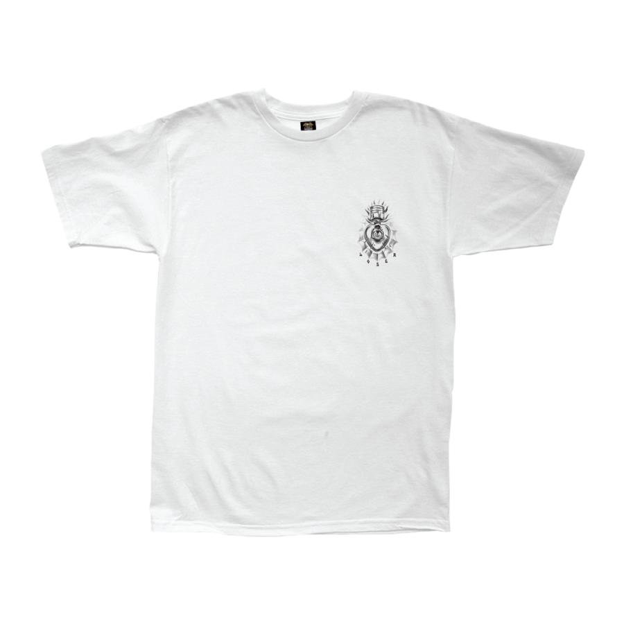 Loser Machine Mother Stock Tee - White