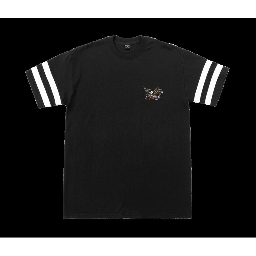 Loser Machine Glory Bound Jersey Tee - Black