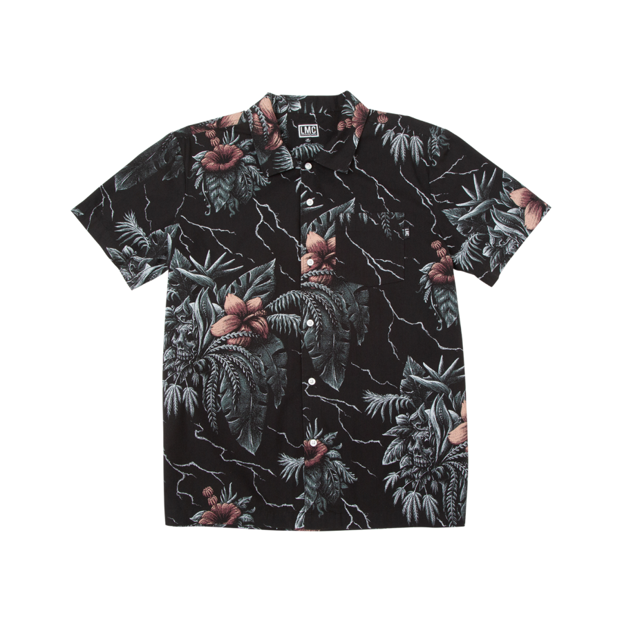 Loser Machine Cloverdale Shirt - Black