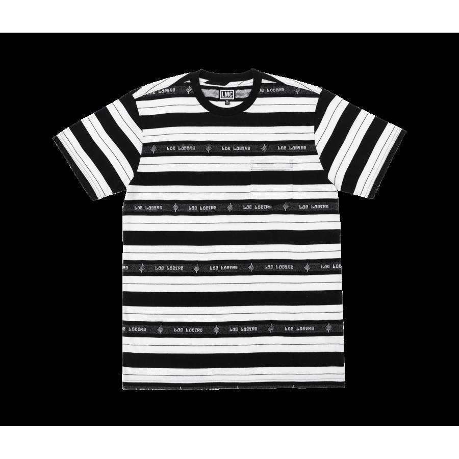 Loser Machine Gettysburg Knit - White / Black