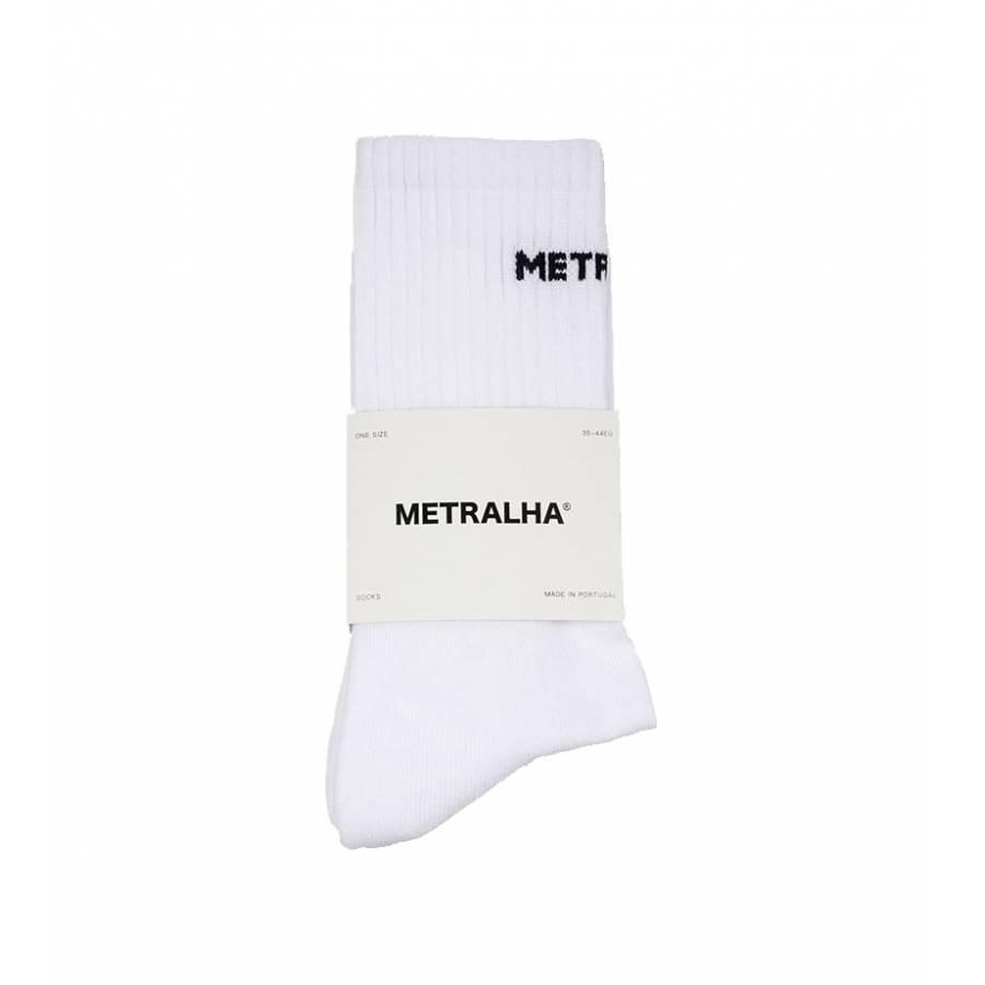Metralha Est Socks - White
