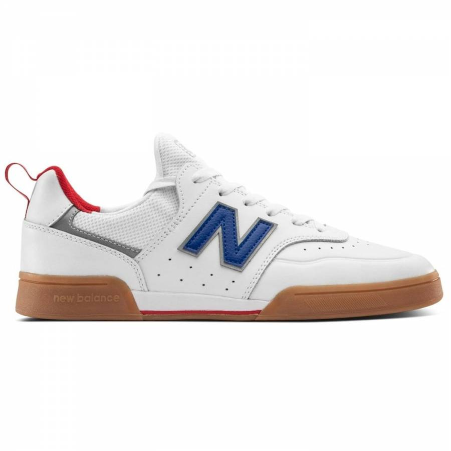 New Balance Numeric 288 Sport Shoes - White / Roya...