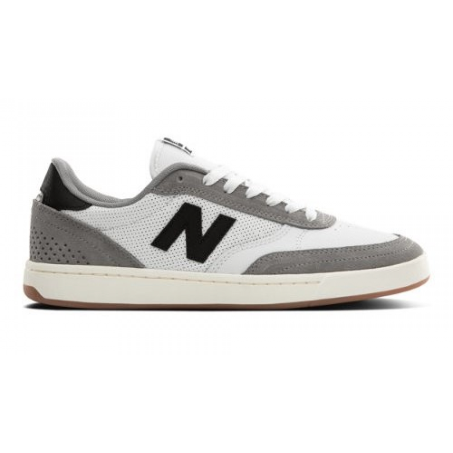 New Balance Numeric 440 Shoes - Munsell White / Gr...