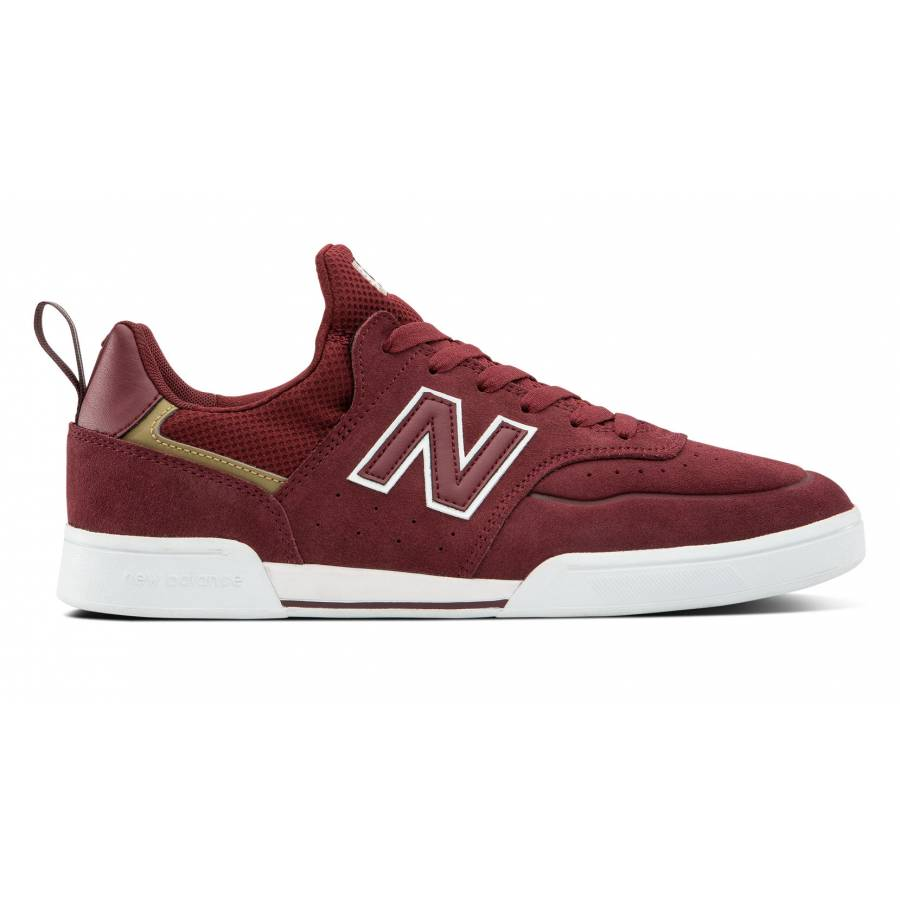 New Balance Nm 288 Sport Shoes - Burgundy / Grey