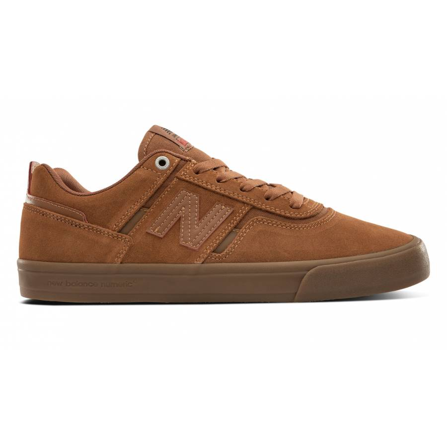 New Balance Numeric 306 - Cinnamon / Brown