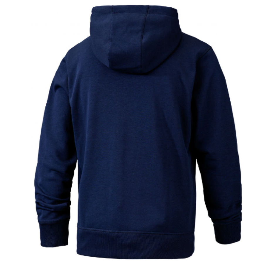 New Balance Numeric Logo Stacked Hoodie - Pigment