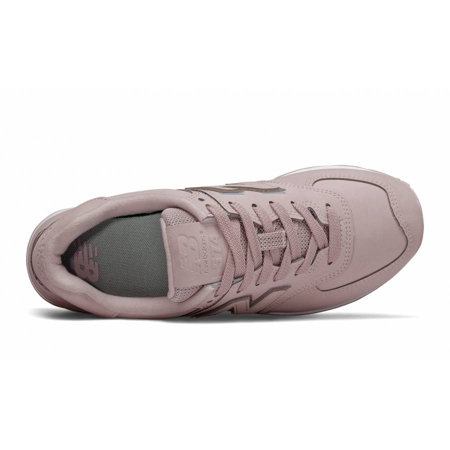 New Balance 574 Shoes - Pink