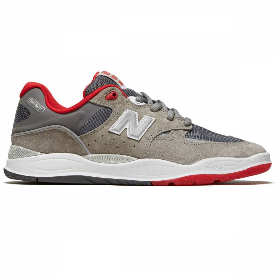 New Balance Numeric 1010 - Grey / Red