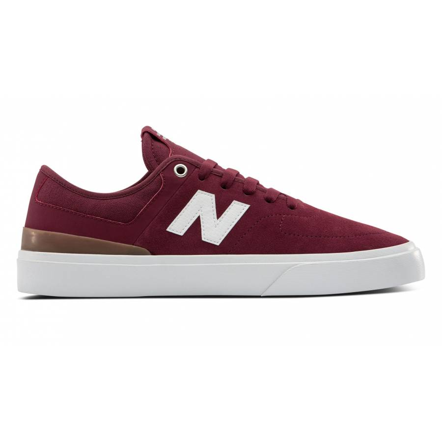 New Balance Numeric 379 - Burgundy / White