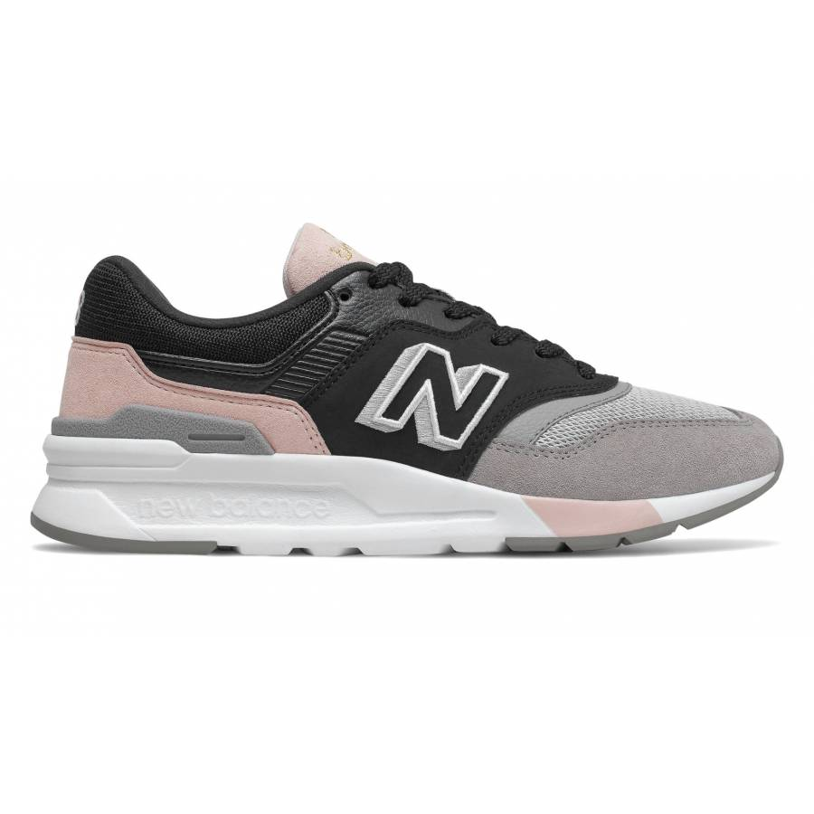 New Balance 997H- Black with Smoked Salt
