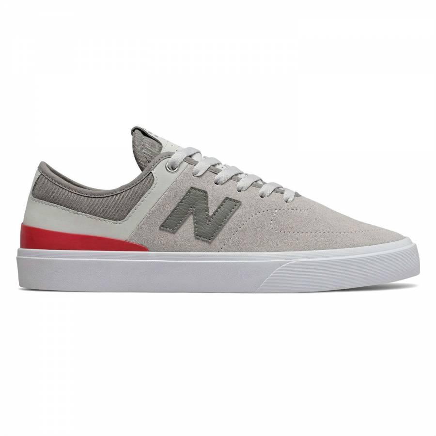 New Balance Numeric 379 - Grey / Red