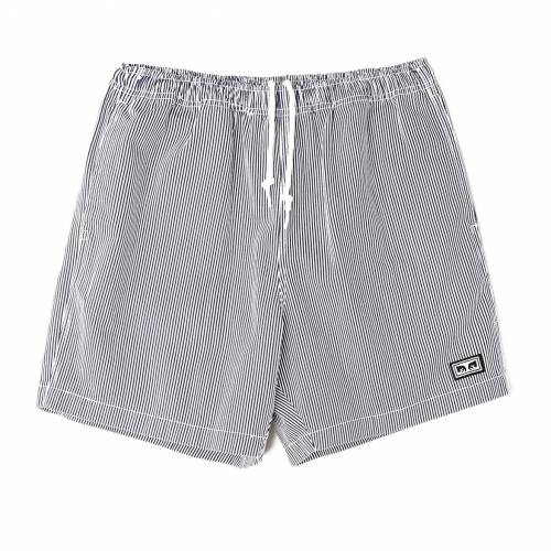 Obey Easy Relaxed Twill Short - Navy Multi