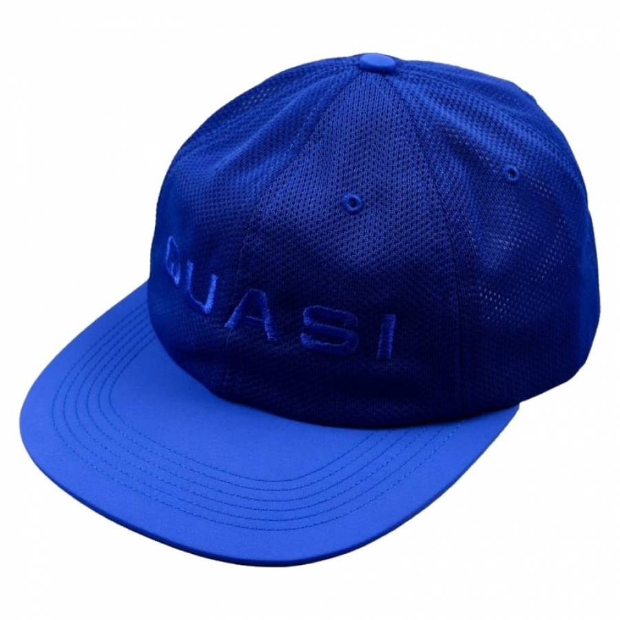 Quasi Skateboard Perf Cap - Royal Blue