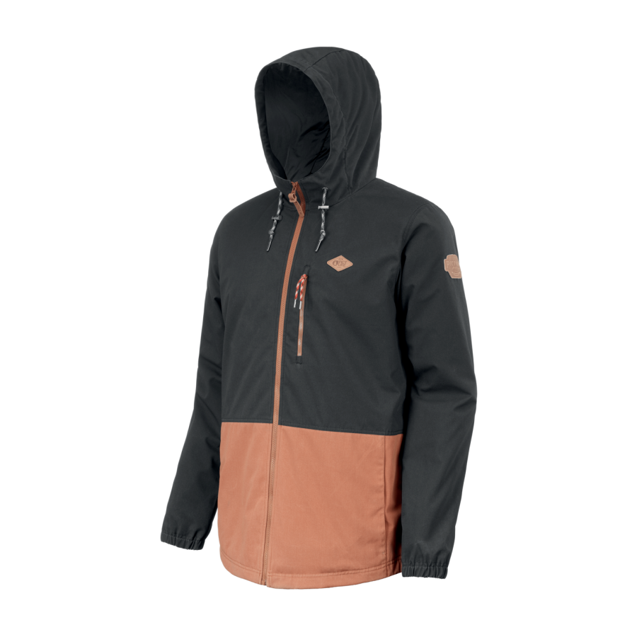Picture Organic Surface Insulated JKT - Black