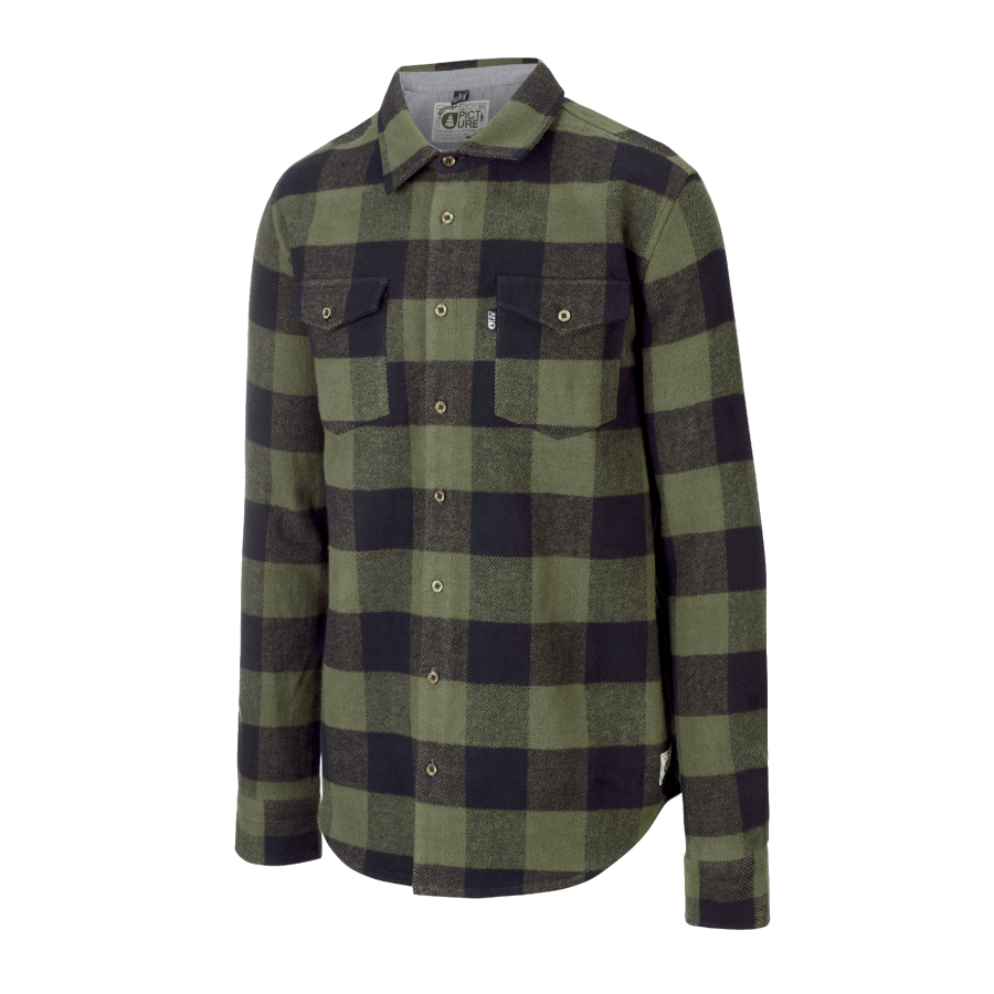 Picture Organic Hillsboro Shirt - Black