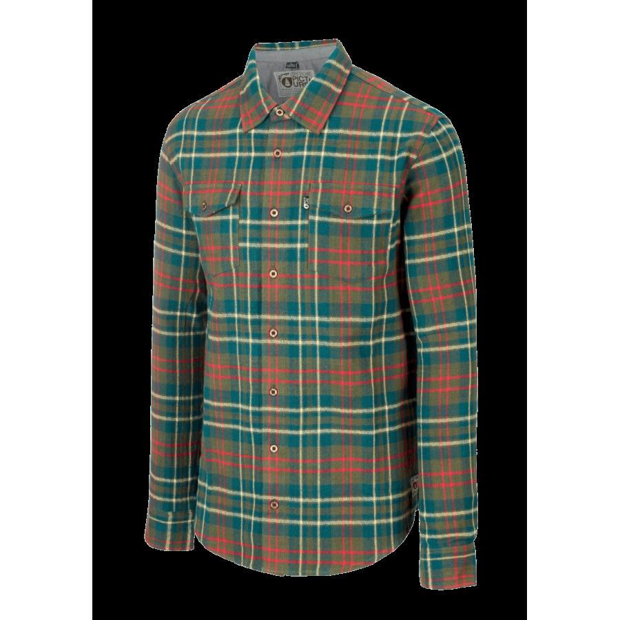 Picture Organic Hillsboro Shirt - Brown