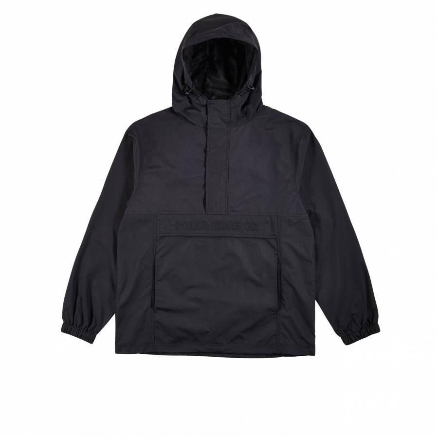 Polar Anorak Jacket - Black